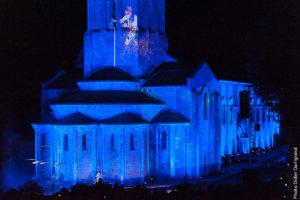Eglise Saint Hilaire MELLE