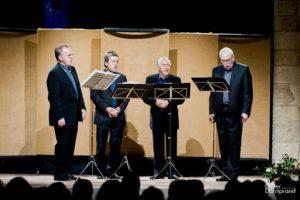 Hilliard Ensemble Festival de Melle 2013 22/05/2013