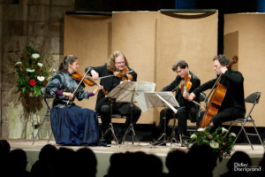 London Haydn Quartet Festival de Melle 2013 23/05/2013